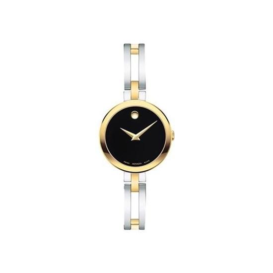 Picture of Movado® Women's Esperanza Two-Tone Bangle Watch