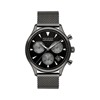 Picture of Movado® Men's Heritage Calendoplan Chronograph Black Mesh Watch