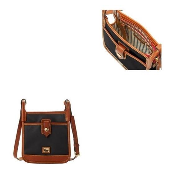 Picture of Dooney & Bourke™ Wayfarer Letter Carrier- Black