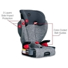 Picture of Britax Highpoint 2-Stage Booster Car Seat- Asher