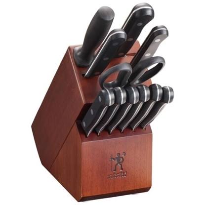 Picture of Henckels Solution 12-Piece Knife Block Set