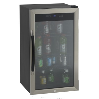 Picture of Avanti® 3.1 CuFt Beverage Cooler With Lock