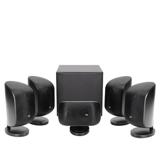 Picture of Bowers & Wilkins MT-50 Mini Theater System - Matte