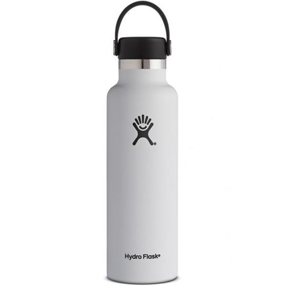 Picture of Hydro Flask 21-Ounce Standard Mouth Bottle with Standard Flex Cap