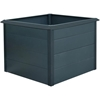 Picture of Hanover 39-In. Square Open-Base Raised Garden Bed with Slug Border Protector for Flowers, Herbs, and Vegetables