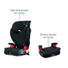 Picture of Britax Skyline 2-Stage Booster Car Seat- Dusk