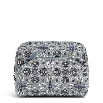 Picture of Vera Bradley Large Cosmetic - Plaza Tile