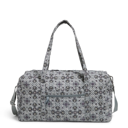 Picture of Vera Bradley Large Travel Duffel - Plaza Tile