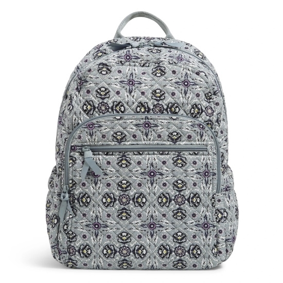 Picture of Vera Bradley Campus Backpack - Plaza Tile