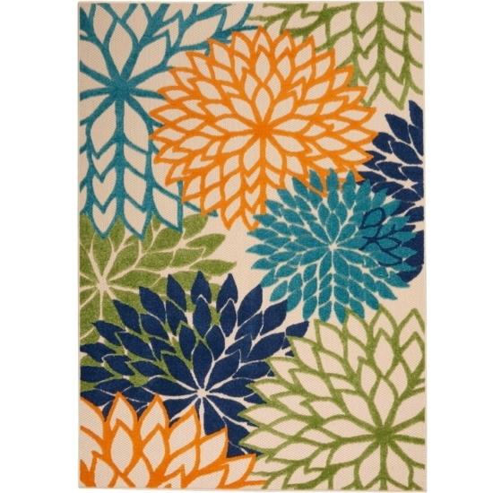 Picture of Nourison Aloha Multicolor Rug - 7' x 10'