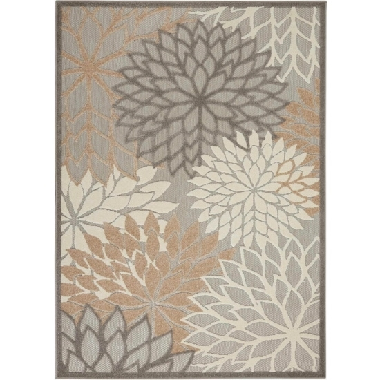 Picture of Nourison Aloha Natural Rug - 5'3'' x 7'5''