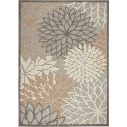 Picture of Nourison Aloha Natural Rug - 3'6'' x 5'6''