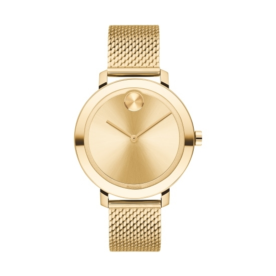 Picture of Movado Bold Women's Gold-Tone Watch