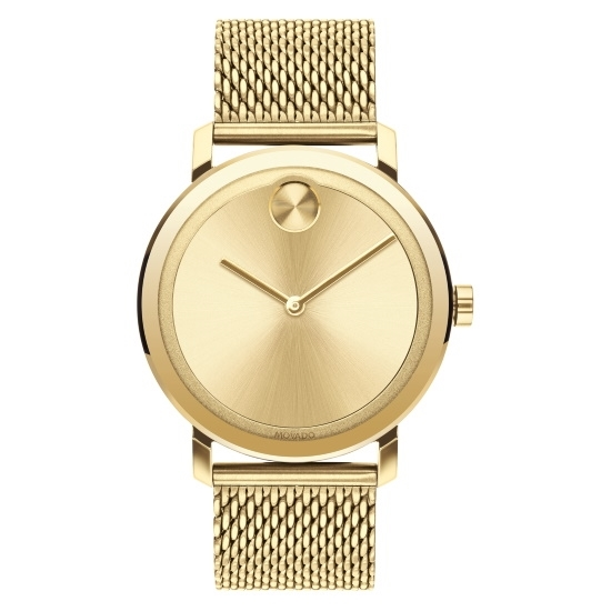 Picture of Movado Bold Men's Gold-Tone Watch