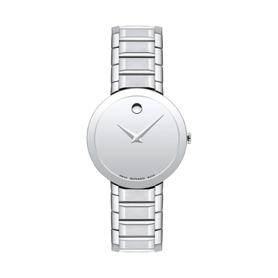 Picture of Movado Sapphire Women's Stainless Steel Watch