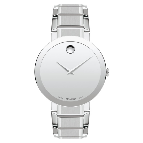 Picture of Movado Sapphire Men's Stainless Steel Watch