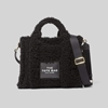 Picture of Marc Jacobs The Teddy Tote Bag - Black