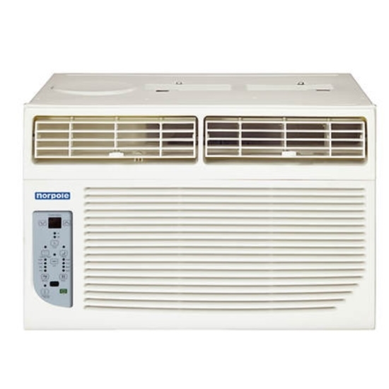 Picture of Magic Chef Norpole 8,000 BTU Window Air Conditioner