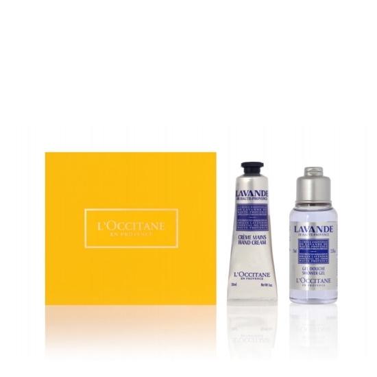 Picture of L'Occitane Lavender Hands & Body Kit