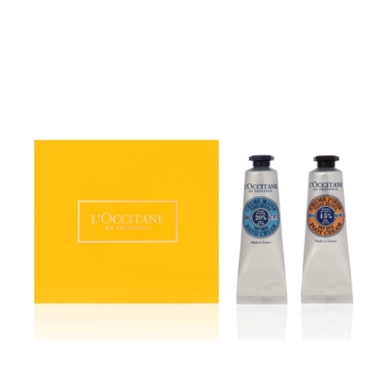 Picture of L'Occitane Shea Butter Travel Hands & Feet Kit