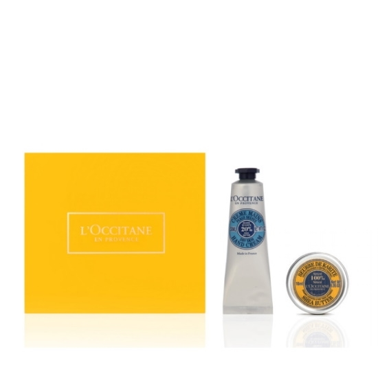 Picture of L'Occitane Shea Butter Lips & Hands Kit