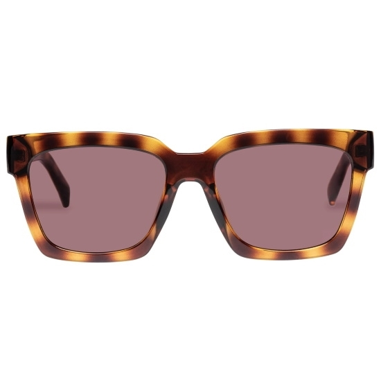 Picture of LeSpecs Weekend Riot - Tortoise Frame/Smoke Brown Mono Lens