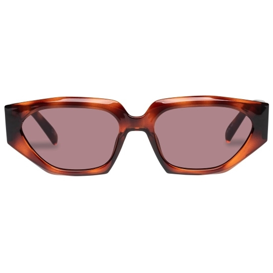 Picture of LeSpecs Major - Toffee Tortoise Frame/Smoke Brown Lens