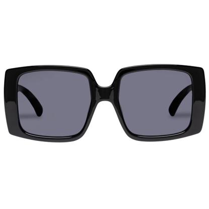 Picture of LeSpecs Glo Getter - Black Frame/Smoke Mono Lens