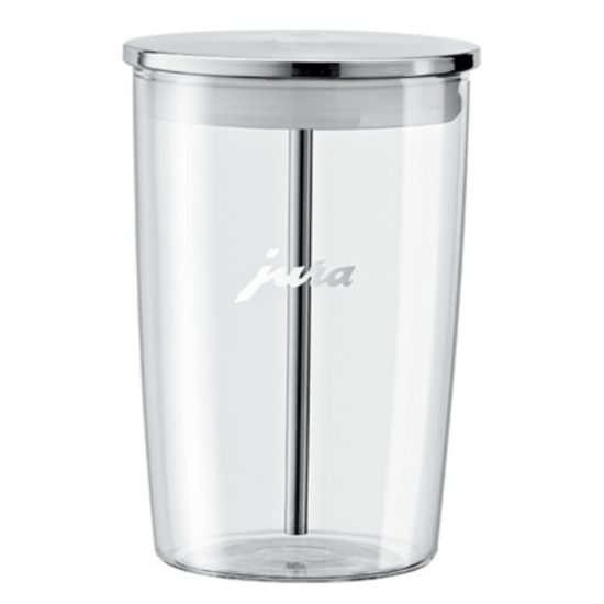 Picture of Jura Glass Milk Container