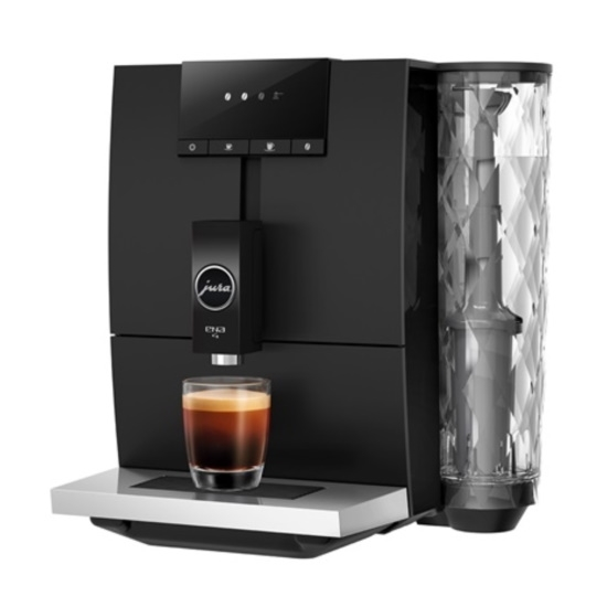 Picture of Jura ENA 4 Automatic Espresso Machine - Metropolitan Black