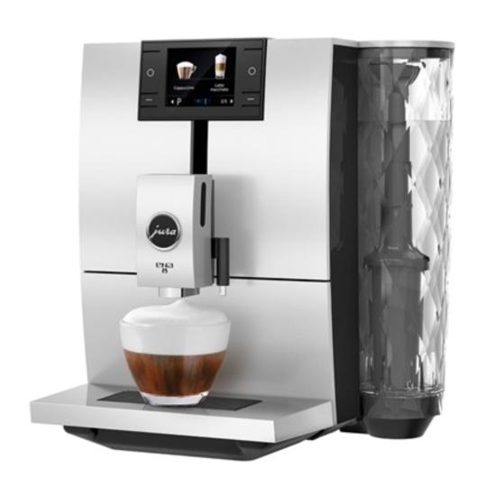 Picture of Jura ENA 8 Automatic Coffee Machine - Metropolitian Black
