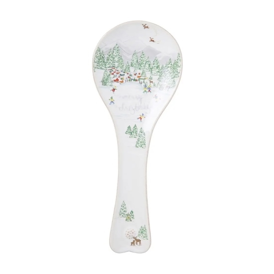 Picture of Juliska Berry & Thread North Pole Spoon Rest