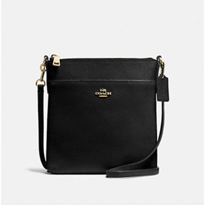 Picture of Coach Messenger Crossbody - Black
