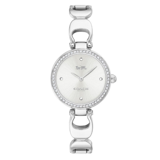 Picture of Coach Women's Park Signature Bangle Watch - Silver