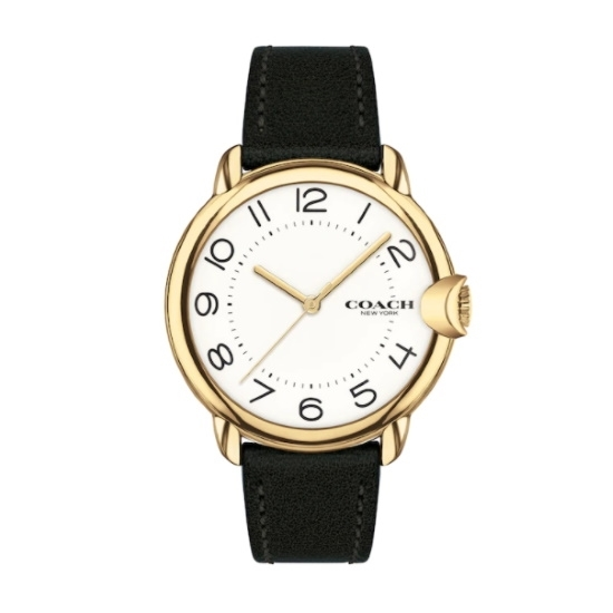 Picture of Coach Women's Arden Watch with Black Strap