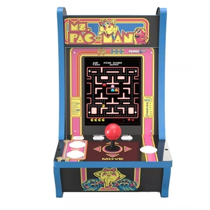 Picture of Arcade1Up Ms. Pac-Man 40th Anniversary Countercade