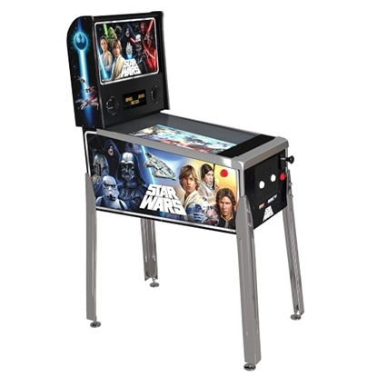 Picture of Arcade1Up Star Wars Digital Pinball