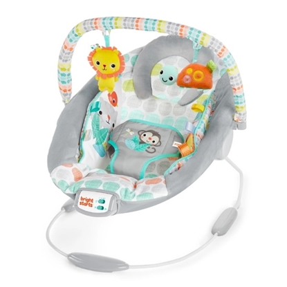 Picture of Kids2 BrightStarts Whimsical Wild Cradling Bouncer