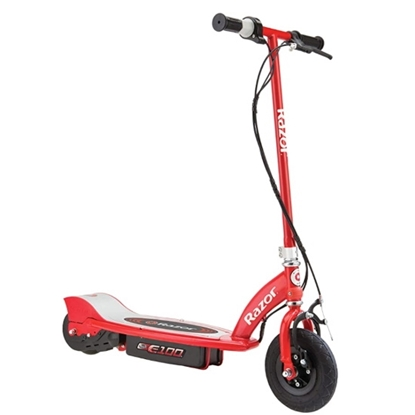 Picture of Razor E100 Electric Scooter - Red