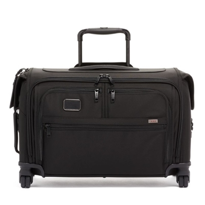 Picture of Tumi Alpha 3 Garment Four-Wheeled Carry-On - Black
