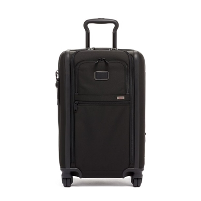 Picture of Tumi Alpha 3 International Four-Wheeled Carry-On - Black
