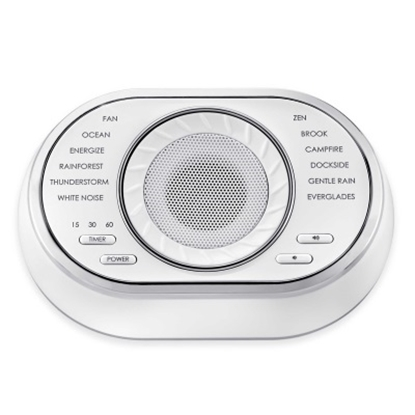 Picture of HoMedics® Sound Soother Sound Spa Plus