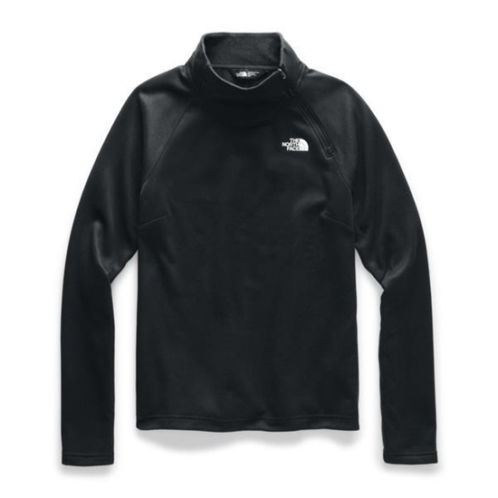 Picture of The North Face® Women's Canyonlands 1/4 Zip- TNF Black