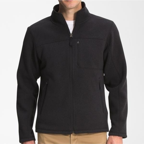 Picture of The North Face® Men's Gordon Lyons Classic Full Zip- TNF Black Heather