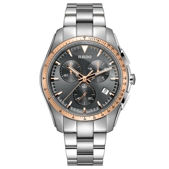 Picture of Rado Hyperchrome Chrono Grey Dial Watch
