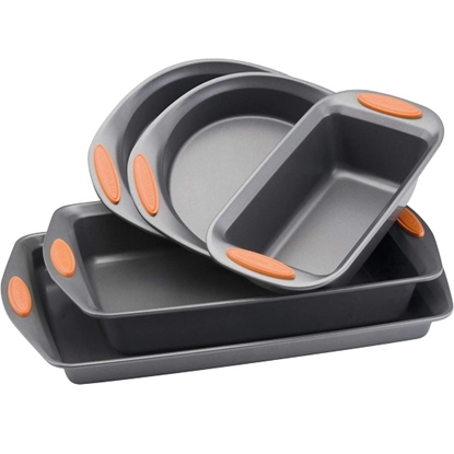 Picture of Rachael Ray Yum-O 5-Piece Bakeware Set