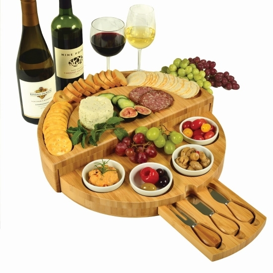 Picture of Picnic at Ascot Cheese & Tapas Board
