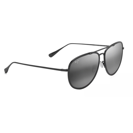 Picture of Maui Jim Fair Winds Sunglasses - Black/Neutral Grey