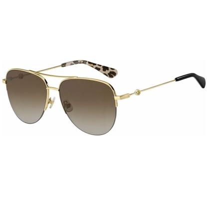Picture of Kate Spade Maisie Polarized Sunglasses - Dk Havana/Brown Grad.
