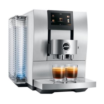 Picture of Jura Z10 Espresso/Coffee Machine - Aluminum White